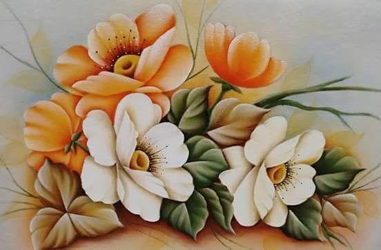 Pintura en tela #pinturaentela #pinturasobretela