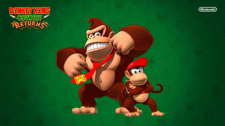 1920x1080 free desktop backgrounds for donkey kong country returns