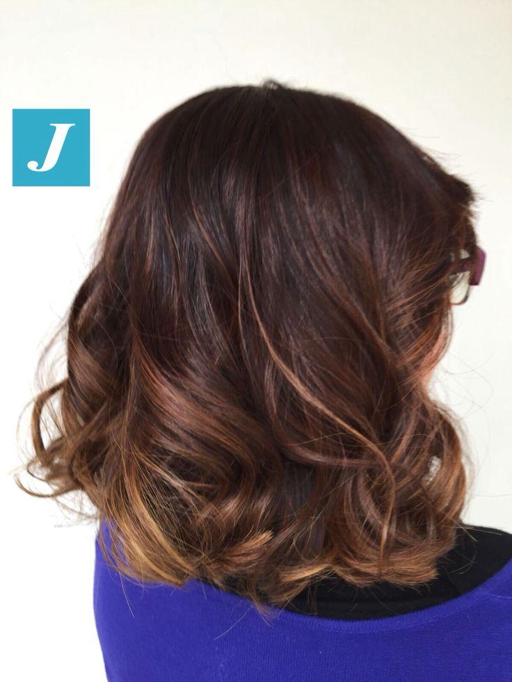 Taglio Punte Aria e Degradé Joelle Caramel #cdj #degradejoelle #tagliopuntearia #degradé #igers #musthave #hair #hairstyle #haircolour #longhair #oodt #hairfashion #madeinitaly
