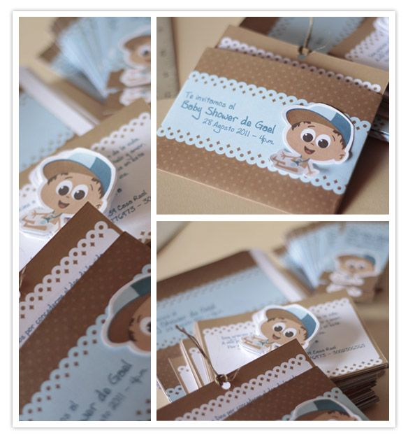 15 best mis trabajos images on pinterest gift cards business tarjetas de baby shower boy colourmoves