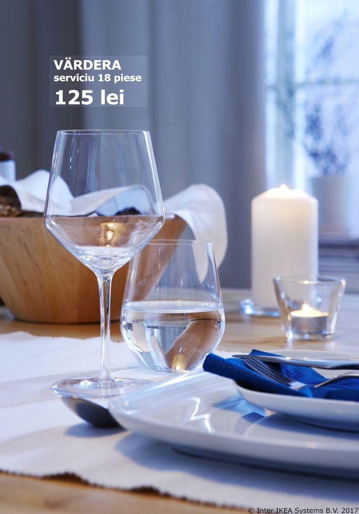 Te-ai gândit deja cum va arăta masa ta la cina de anul nou? Te aşteptăm în magazin şi pe www.IKEA.ro cu inspiraţie şi idei.