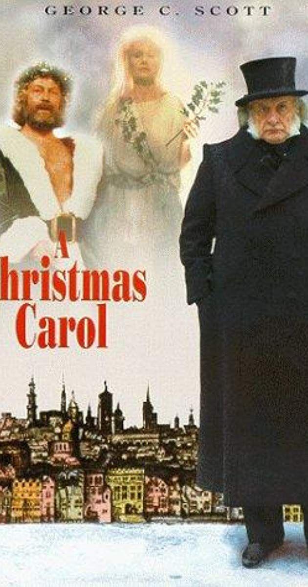 A Christmas Carol (TV Movie 1984) IMDb Christmas carol
