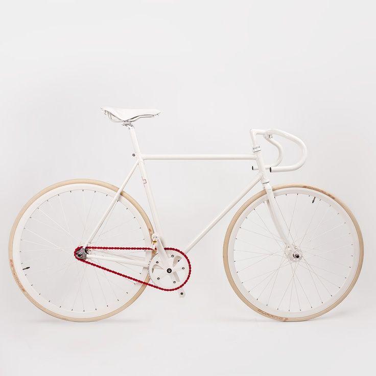 #BikeLove. #White.