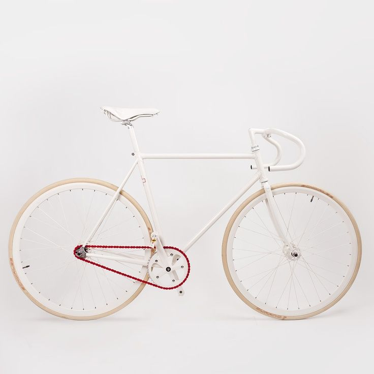 Blanco + cadena.