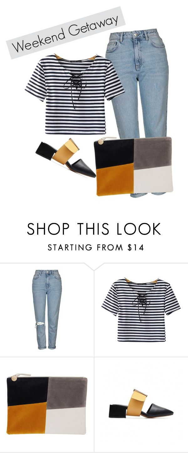 """""""weekend getway"""" by inndahwulan on Polyvore featuring Topshop and Chicnova Fashion"""