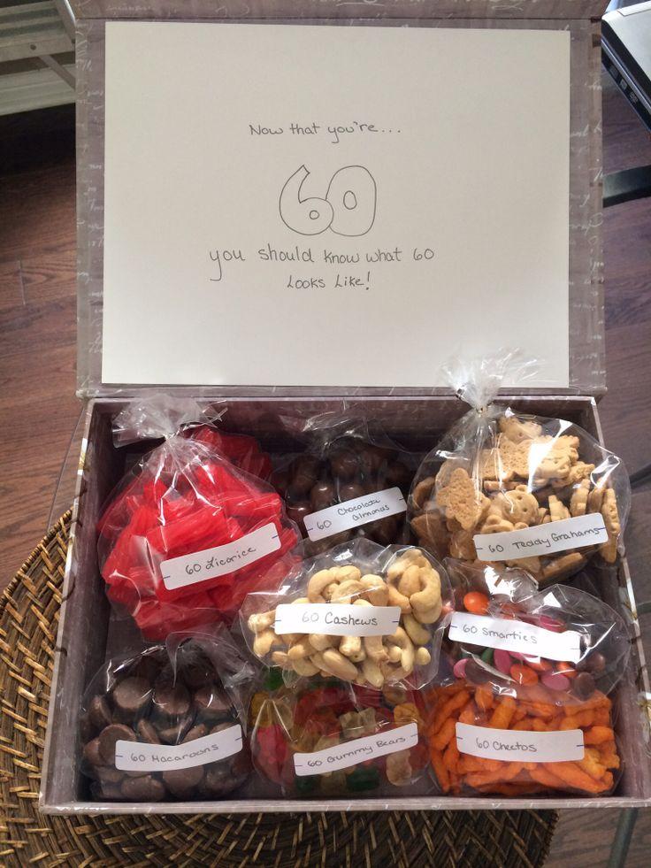 60th Birthday Treat Box!