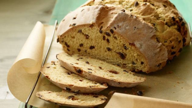 Get Irish Soda Bread Recipe from Food Network