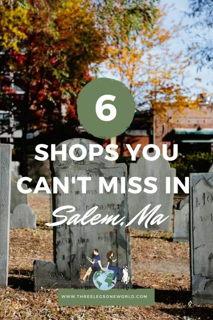 6 Of The Best Non Witch Shops In Salem You Can T Miss These Find Out More At Www Threelegsoneworld Com 6shopssalem Salem Canning Little Pet Shop