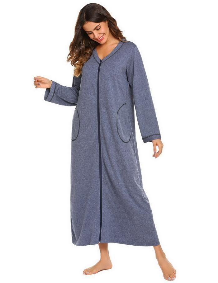 girls-petite-lounge-robe-zipper-sexy-girl