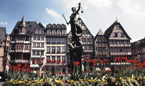 FREE things to do in Frankfurt Germany!