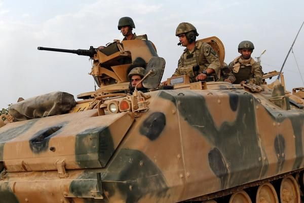 Turkey plans to end its military operation in Syria after the city of Manbij is captured, an adviser to Turkish President Recep Tayyip…