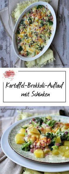 Kartoffel-Brokkoli-Auflauf   Kartoffel mal anders   Rezept   Essen   Kochen