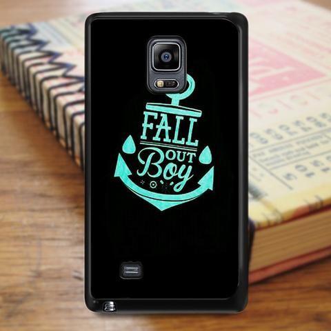 Fall Out Boy Logo Samsung Galaxy Note 3 Case