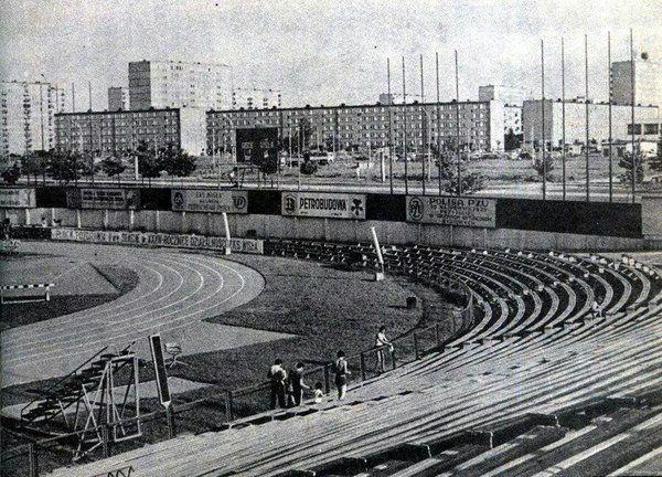 "Christopher Lash na Twitterze: ""Second tier Wisła Płock's stadium in 1976 http://t.co/vDuYuTYg9r"""