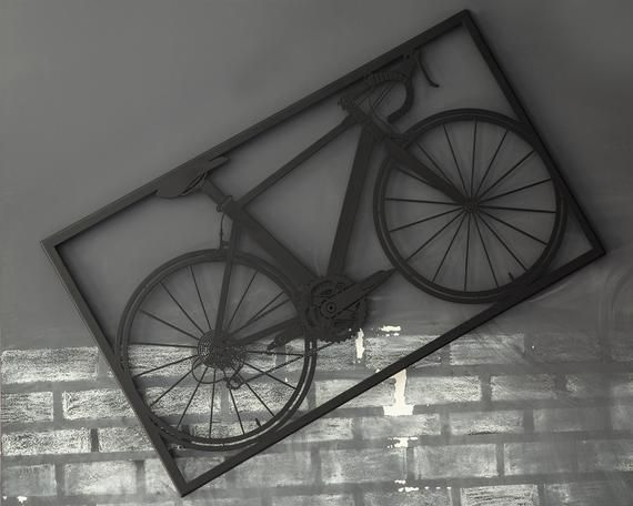 Bicycle Metal Wall Art Bicycle Wall Art Metal Wall Decor Etsy Bicycle Wall Art Kitchen Wall Art Metal Wall Decor