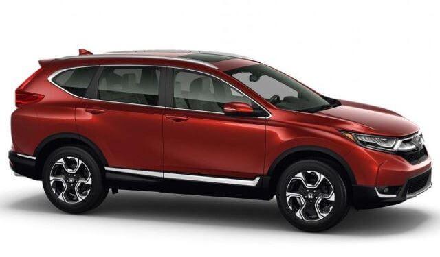 New Honda CRV 2018 price, release date