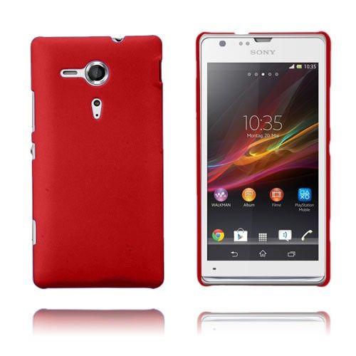 Hard Case (Rød) Sony Xperia SP Case