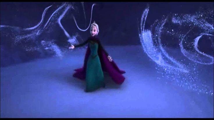 Monika Absolonová - Najednou -  Česká verze písničky z amerického animovaného hudebně fantastického filmu Ledové království (v originále Demi Lovato - Let It Go)