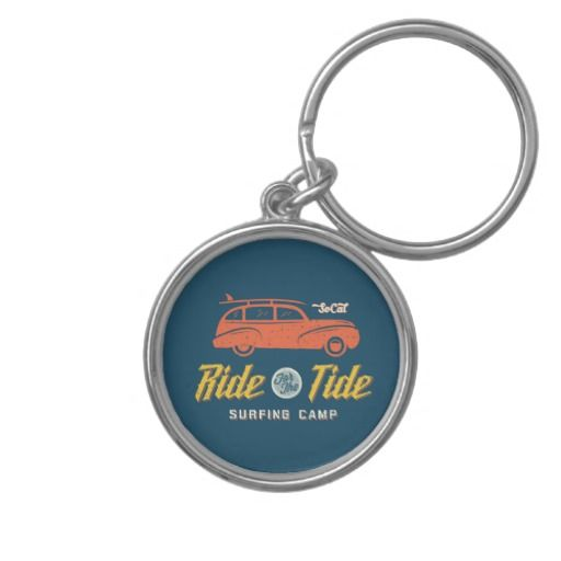 Socal Ride For The Tide. Regalos, Gifts. #llavero #KeyChain