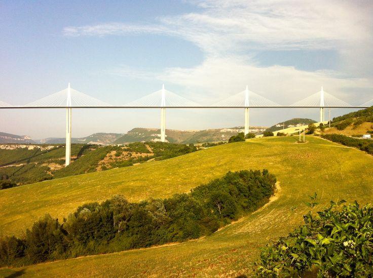 Millau bridge- July 2015