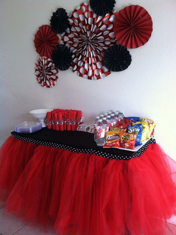 how to make minnie mouse tulle skirt