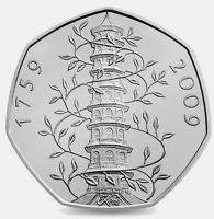 Various Rare and Commemorative 50p Coins Kew Gardens Olympics Triathlon Judo 50p