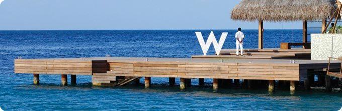 W, Maldives