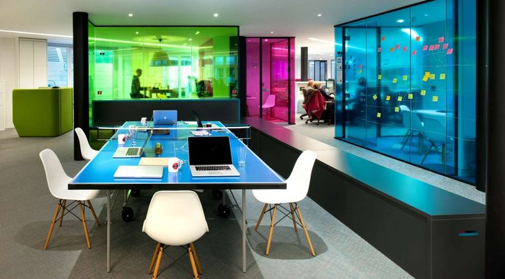 This spectacular office design project for ThoughtWorks won the 2015 Mixology Award for Commercial Interiors Project of the Year.