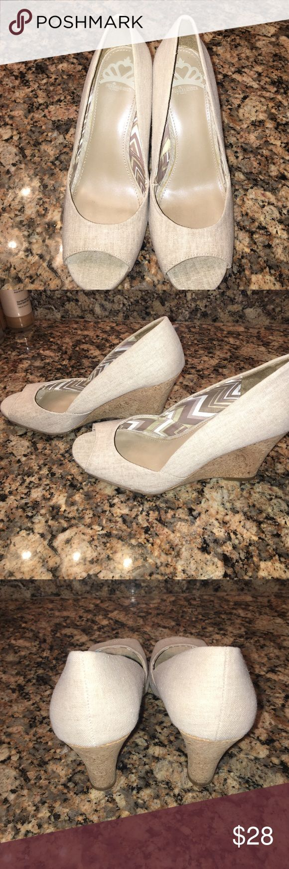 FERGALICIOUS BY FERGIE SHOES FERGALICIOUS by FERGIE Shoes in size 7, like new in great condition. Fergalicious Shoes Heels