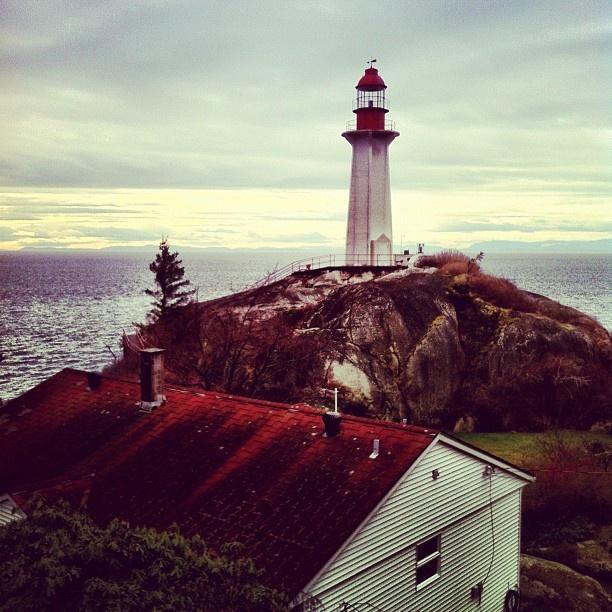 Lighthouse Park, West Vancouver, BC