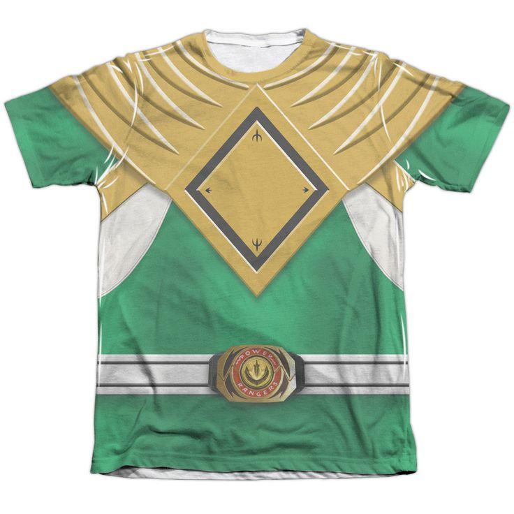 Power Rangers/Green Ranger Costume