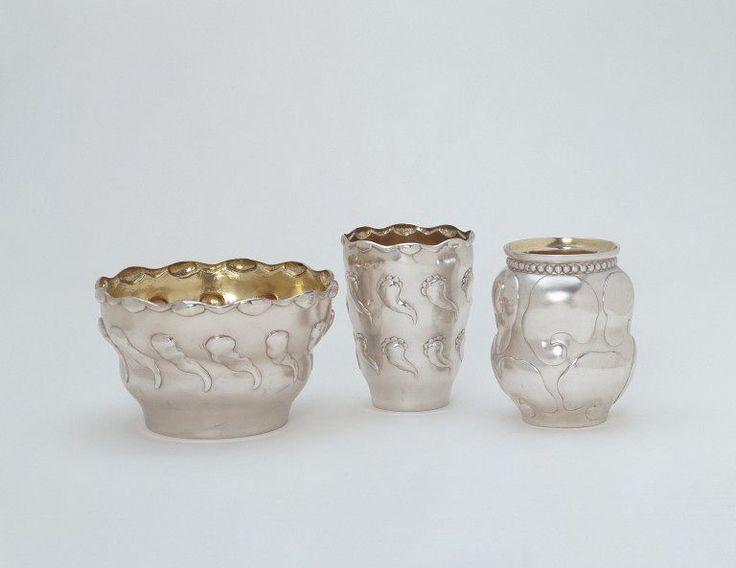 Beaker | Bindesbøll, Thorvald | V&A Search the Collections