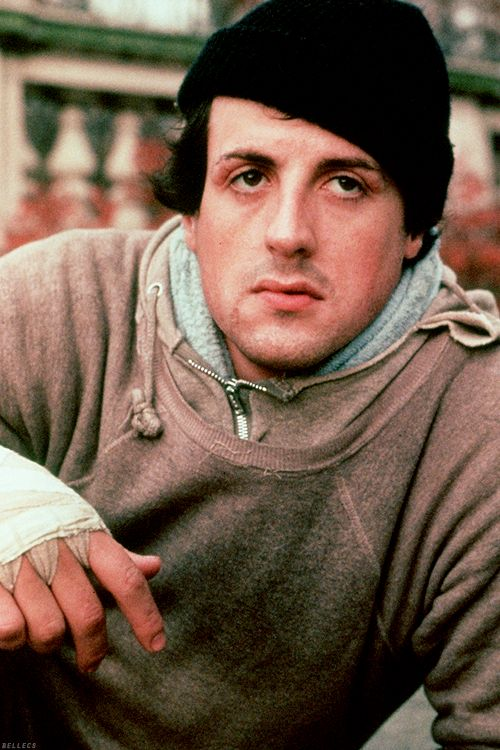 A simple flight of museum steps would change the way the world understood perseverance.   Sylvester Stallone in Rocky, 1976