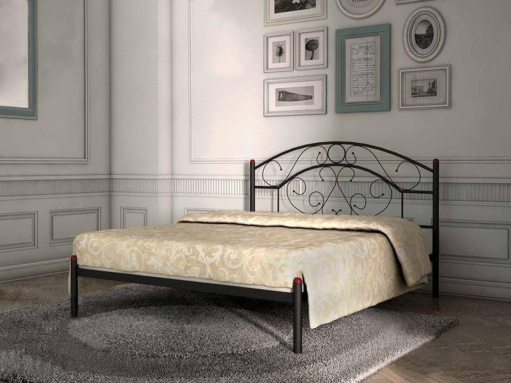 Металлические кровати в современном интерьере - это изюминка, долговечность и возможность сэкономить
