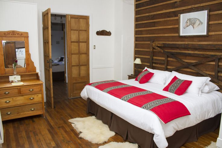Habitación.  #habitacion #hotelboutique #chile #magallanes #travel #puntaarenas