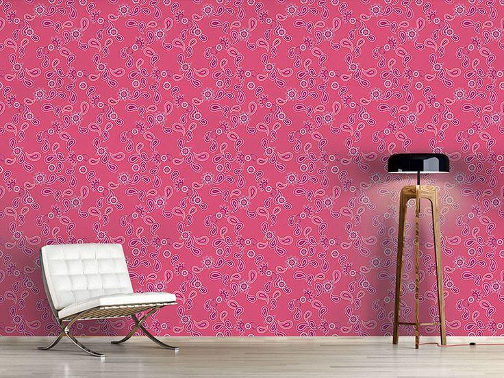 Die besten 25+ Paisley tapete Ideen auf Pinterest Moderne - tapeten bordüren wohnzimmer