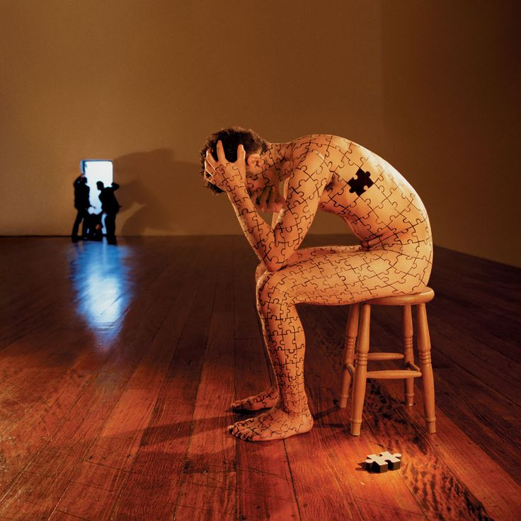 Storm Thorgerson (1944-2013) Biffy Clyro's fourth studio album, Puzzle (2007)