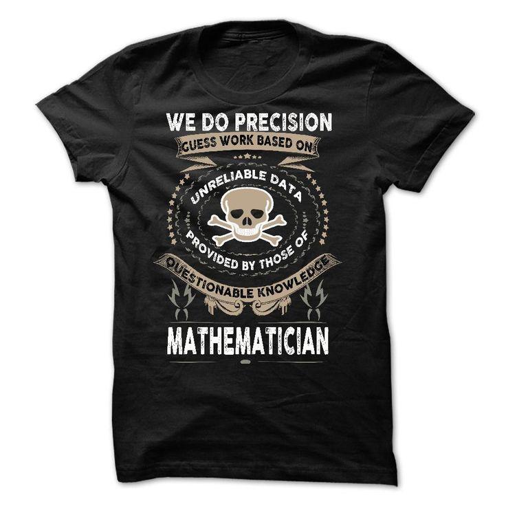 MATHEMATICIAN T-Shirts, Hoodies. CHECK PRICE ==► https://www.sunfrog.com/Faith/MATHEMATICIAN-55564227-Guys.html?id=41382
