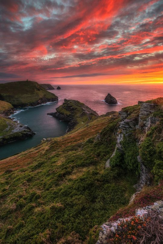wanderlusteurope:  Cornwall England