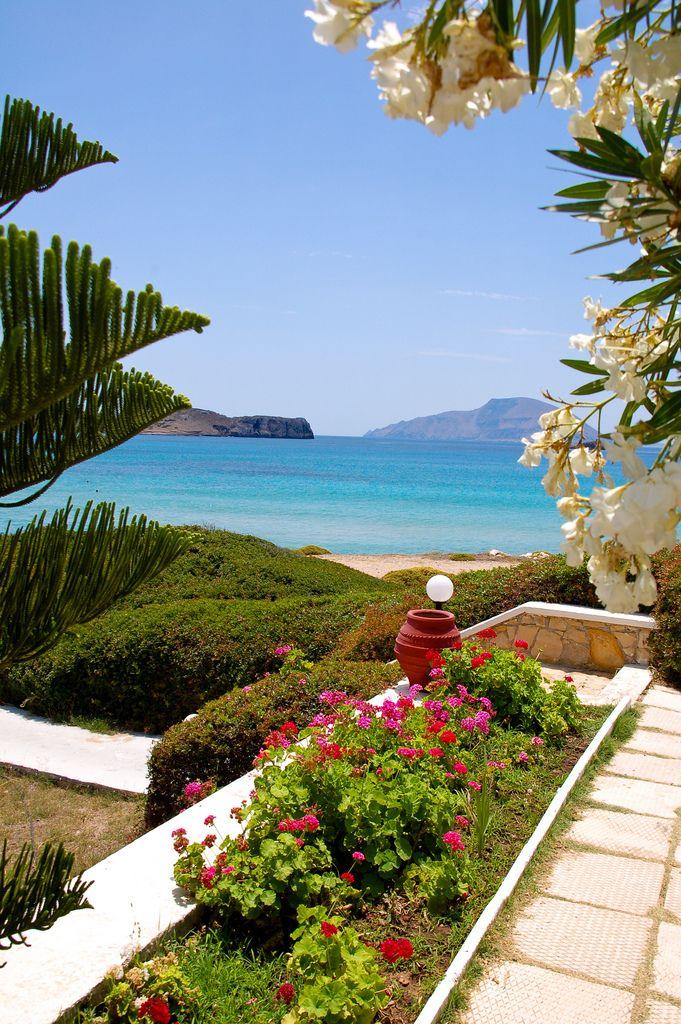 Karpathos island,Arkasa, Greece