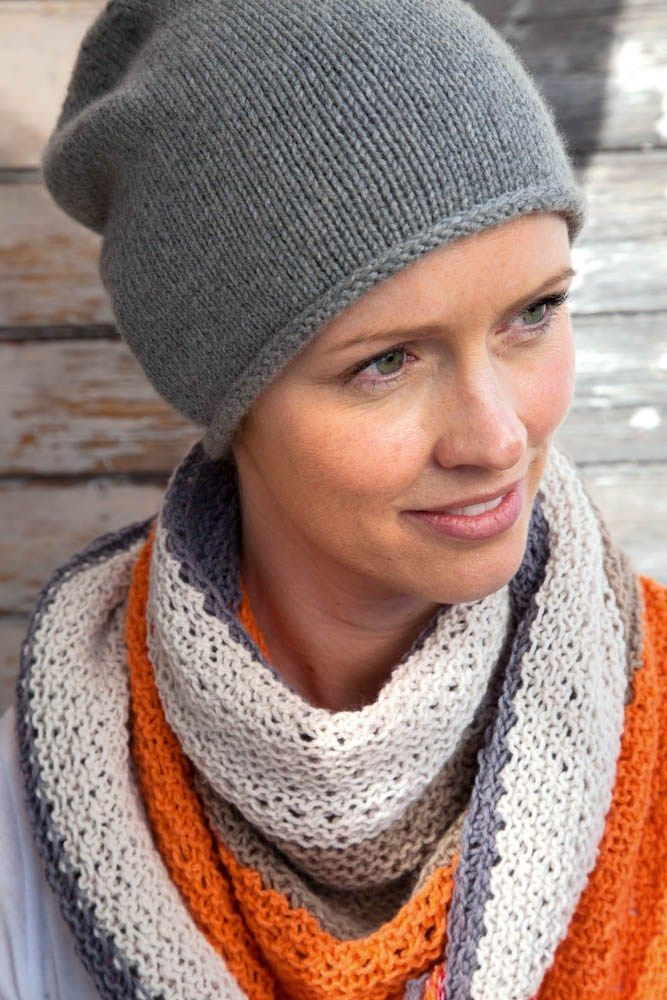Instructions – Beanie knit hat by Nina Schweisgut