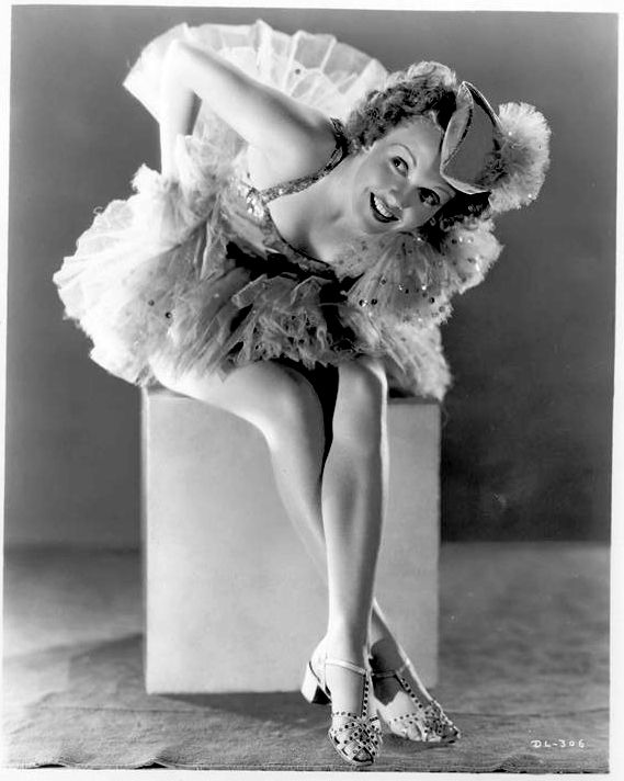 Actress Dorothy Lee 1930 S Art Deco Vintage Hollywood