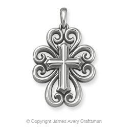 Melanie cross necklace from james avery jewelry pinterest melanie cross necklace from james avery jewelry pinterest james avery cross necklaces and sterling silver aloadofball Gallery