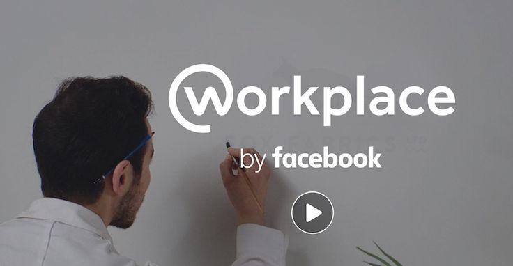 Facebook lanza oficialmente Workplace para competir con Slack - http://www.actualidadiphone.com/facebook-lanza-oficialmente-workplace-competir-slack/