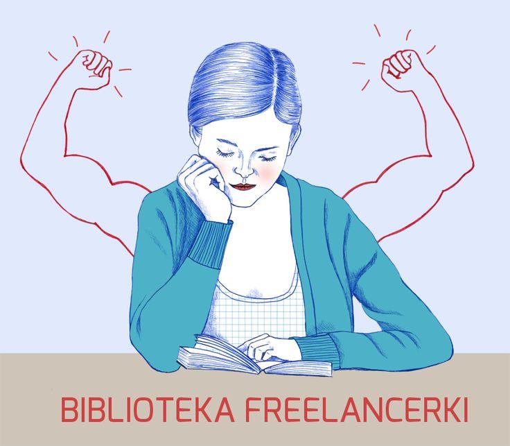 Gosia Zimniak - czytam i oglądam Blog Freelancerki od kilku miesięcy i za każdym razem mnie zadziwia, błyskotliwe teksty, świetne grafiki!