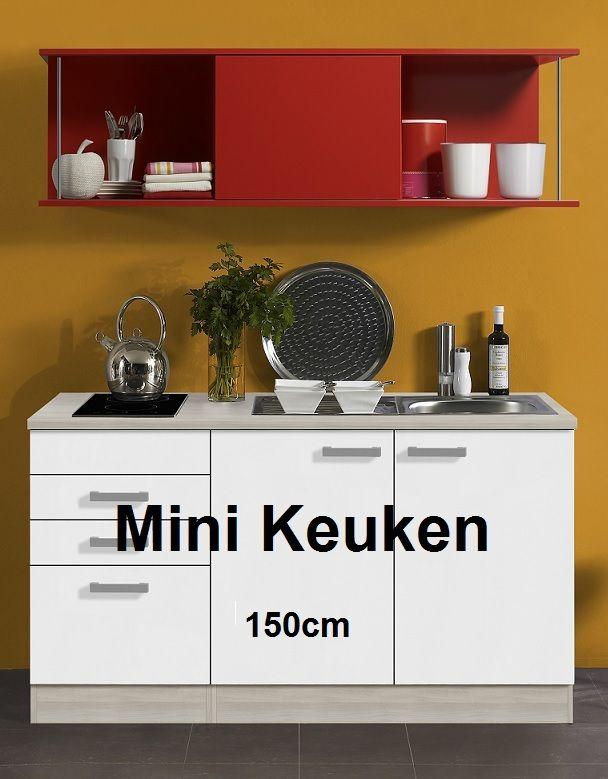 Keuken Actie Is De Goedkoopste Aanbieder Van Keukens Speciaal Voor De  Kleine Ruimtes Garage Kantine