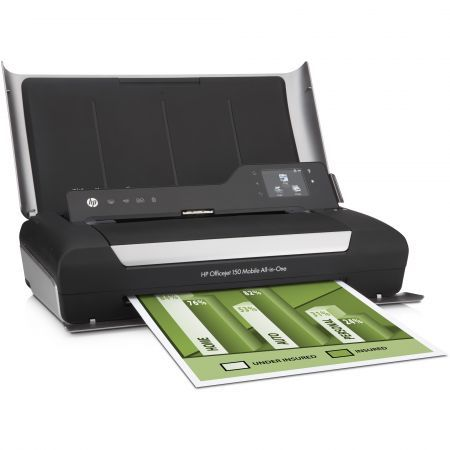 MULTIFUNCTIONAL HP OFFICEJET 150 MOBILE L511A ALL-IN-ONE, A4 – REDUCERE 126 LEI !