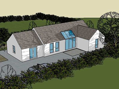 Greenhus110 400 300 Ireland Ideas Pinterest House Plans And Houses