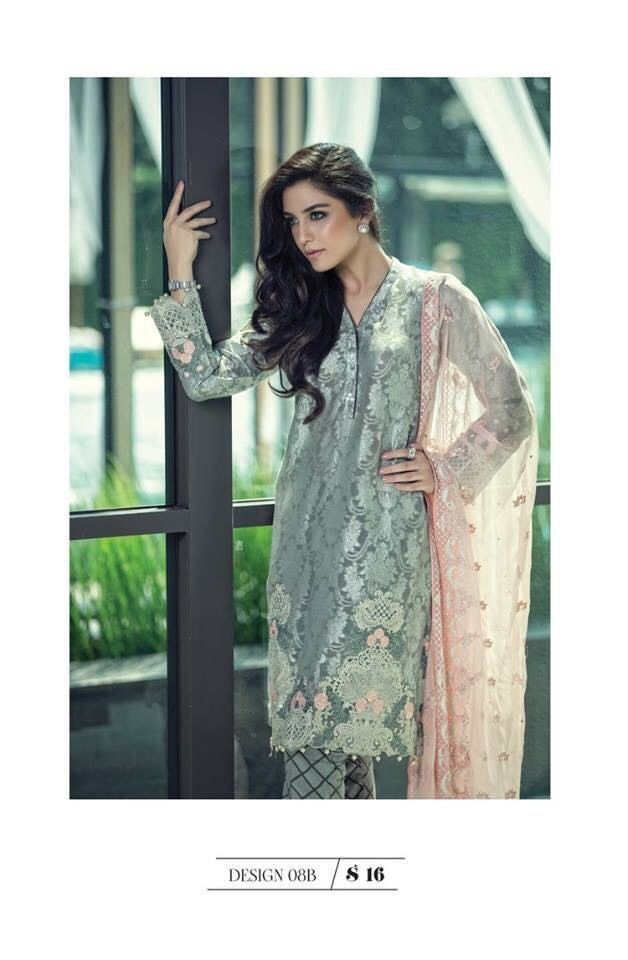 43191bfb17 maria b Lawn 2016 100% Original Summer Salwar Suit Pakistani Latest  Catalogue | Maria b Things to Wear Pakistani Designer Suits | Maria b, Salwar  suits ...