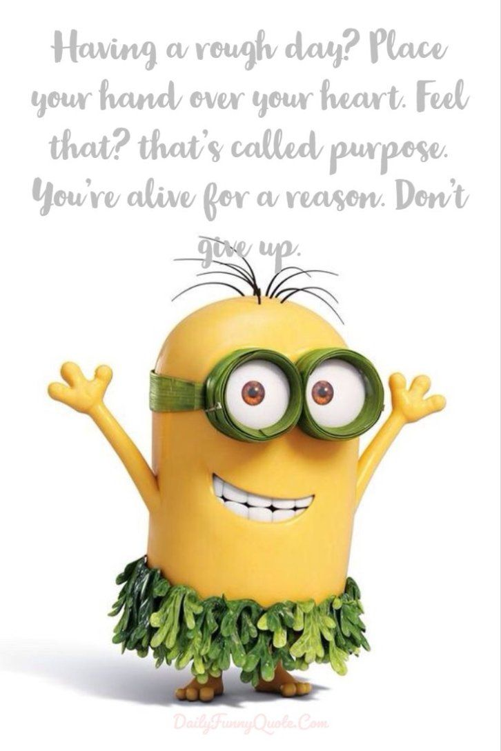 Minions Quotes 40 Funny Quotes Minions And Short Funny Words 10 Inspirational Quotes With Images Funny Images With Quotes Funny Words
